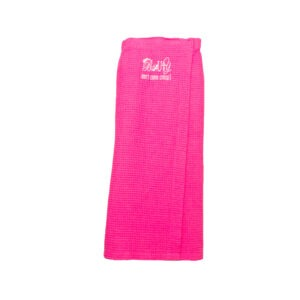 Pink Favorite Diva Robe Wrap