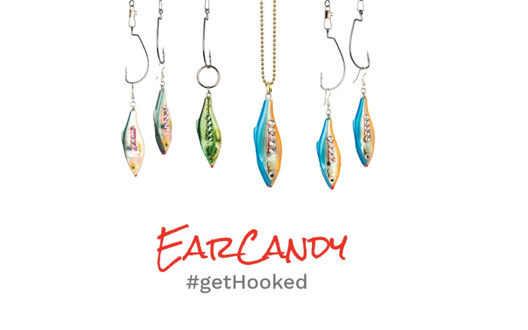 EarCandy Fish Jewelry